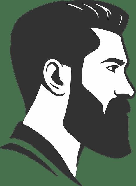dessin style barbe
